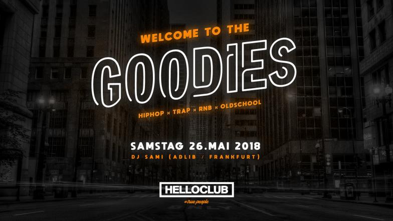 SAMSTAG 26.05.2018 - GOODIES